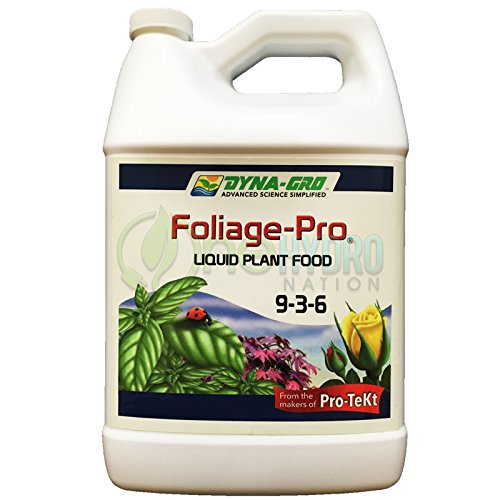 Dyna-Gro - Foliage - Pro 32Oz (Foliar Gallon)