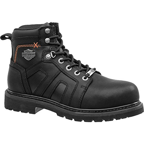 Work Boots, Mens, 12, Low Lug, 5inH, PR