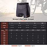Eco-daily Cycling Shorts Women's 3D Padded Bicycle