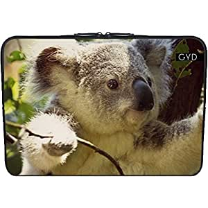 "Funda de neopreno NetBook / portátil 11.6"" pulgadas - Dulce Bebé Koala by More colors in life"