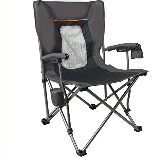 PORTAL Mesh Back Mountaineering Leisure Camp Chair