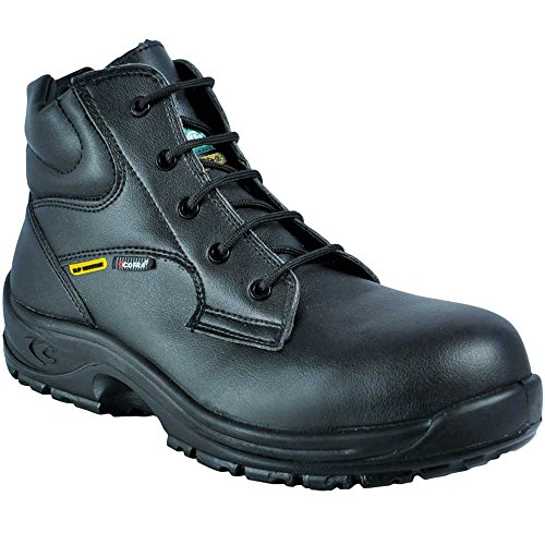 Cofra 10230-CU4.W08 Liquid SD+ PR Safety Shoes, 8, Black by Cofra (Image #1)
