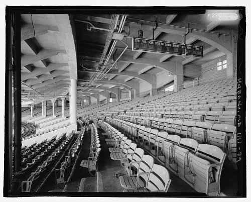 HistoricalFindings Photo: Baltimore Memorial Stadium,1000 East 33rd Street,Baltimore,Maryland,MD,HABS,44