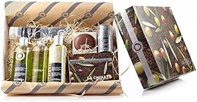 Caja de cosméticos regalo hombre grande de La Chinata: Amazon.es ...