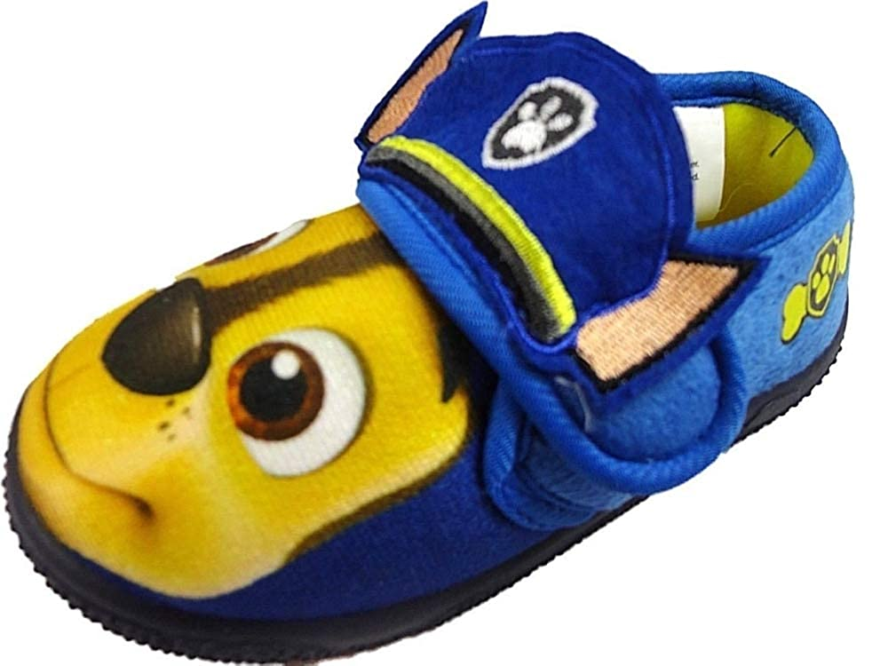 'PAW Patrol' Boys Chase Character Soft Touch Race to The Rescue Slipper Shoes