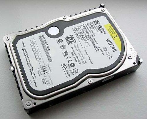 8 Buffer Mb 1.5gb/s (Western Digital WD740GD 74GB Sata HDD 10,000RPM)