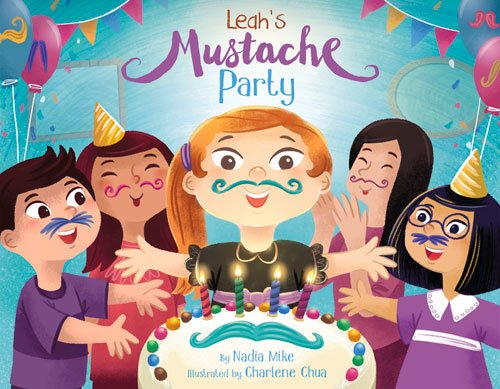 Leah's Mustache Party (Costumes With Mustaches Ideas)