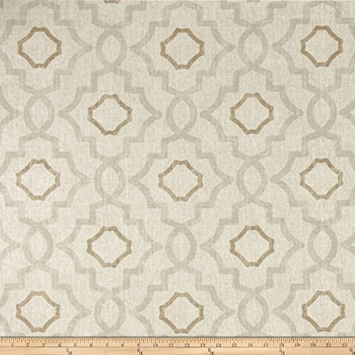 Magnolia Home Fashions Talbot Mist Fabric By The Yard