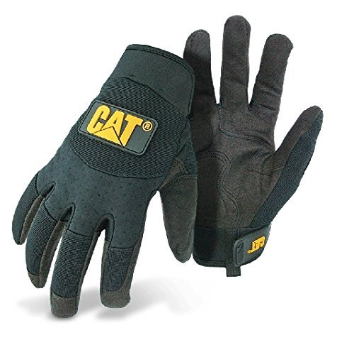 CAT CAT012211J Padded Palm Utility with Adjustable Wrist. Size Jumbo by Cat