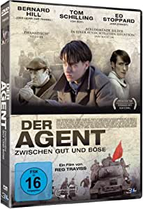 Der Agent / The Agent (Region 2) English Language