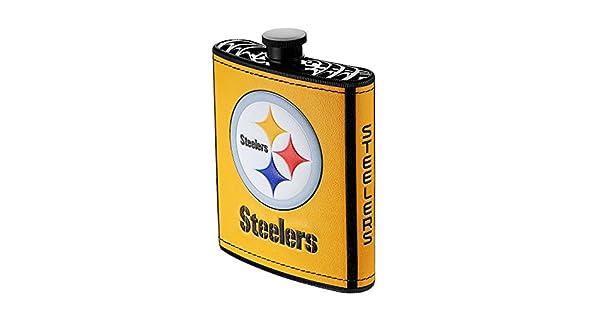Amazon.com: NFL Petaca de plástico, 7 onzas, Amarillo ...