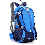 Padgene Backpack – Lightweight 25L Bag for Travelling, Outdoor Sports, Hiking, Trekking, Mountaineering, Camping and Cycling, Blue Review