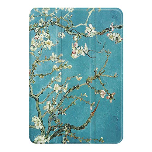 Fintie Slim Shell Case for Samsung Galaxy Tab S2 8.0 - Ultra Lightweight Protective Stand Cover with Auto Sleep/Wake Feature for Samsung Galaxy Tab S2/S2 Nook 8.0 Inch Tablet, Blossom
