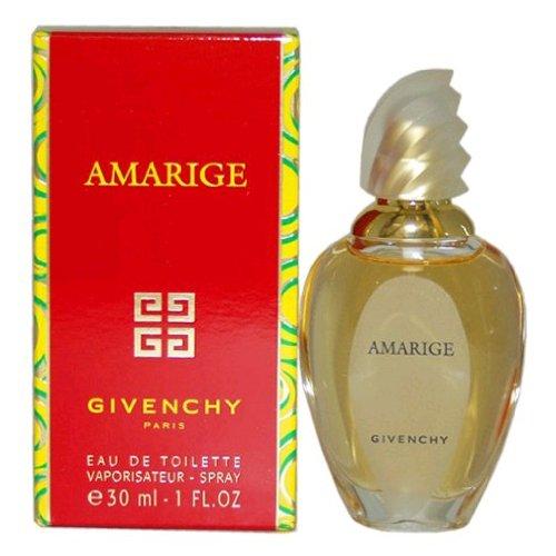 Amarige by givenchy for women eau de toilette spray 1 ounces