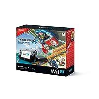 Nintendo Wii U 32GB Mario Kart 8 (preinstalado) paquete de lujo