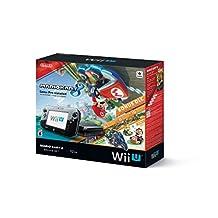 Nintendo Mario Kart 8 Wii U Deluxe Bundle w/ DLCs Included - Mario Kart 8 Edition