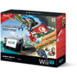 Nintendo Mario Kart 8 Wii U Deluxe Bundle w/ DLCs Included - Mario Kart 8 Edition