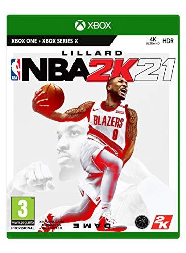 NBA 2K21 with Amazon Exclusive DLC (Xbox One)