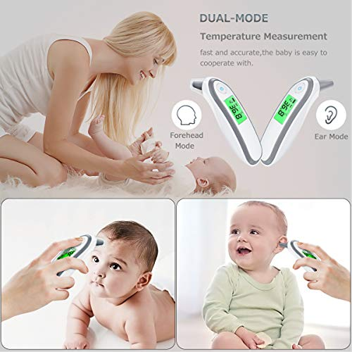 ... Wallfire Medical Digital Thermometer Best for Baby, Infants, Kids and Adults, 2018 Newest Professional Accurate Termometro - - FDA & CE Approved : Baby