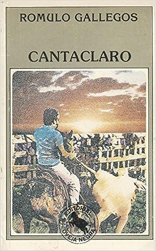 ROMULO GALLEGOS CANTACLARO EBOOK