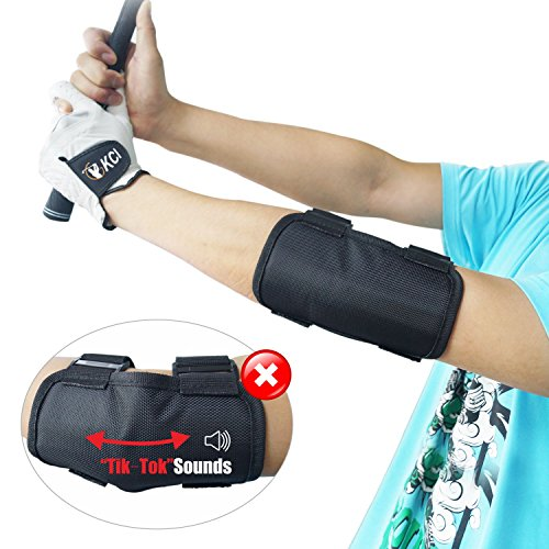 Golf Training Aids Elbow Correction Straight Practice Golf Swing Tempo Trainer Biggest Golf