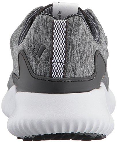 Adidas Performance Kvinners Alphabounce Rc W Lys Grå Lyng / Lys Grått Fast Stoff / Medium Fast Grå