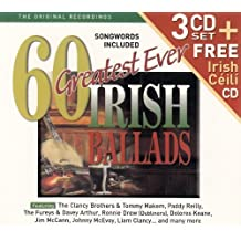 60 Greatest Ever Irish Ballads by The Clancy Brothers (2013-05-07)