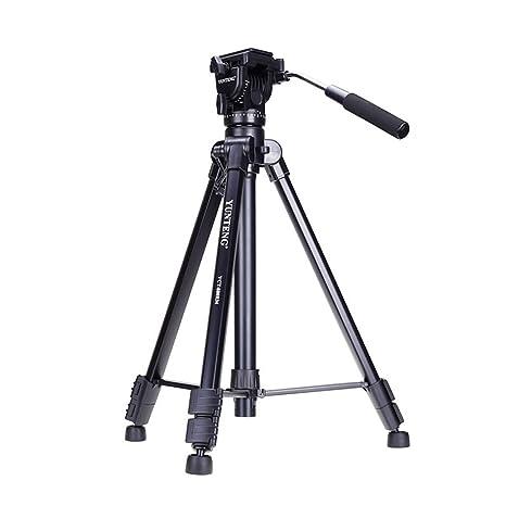 Yunteng vct-880 teléfono cámara trípode plegable ligero trípode de ...