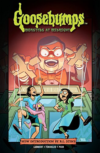 Goosebumps: Monsters At Midnight ()