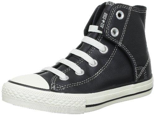 Converse Chuck Taylor Easy Sl Cuir - Zapatillas de cuero Niños^Niñas negro - negro