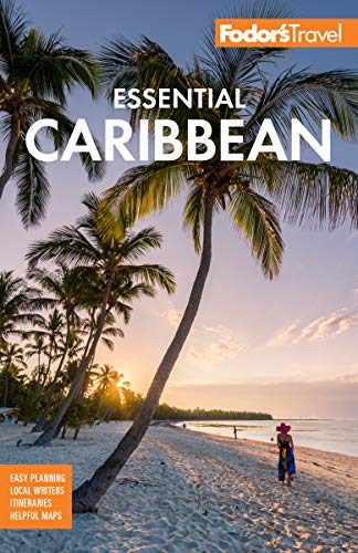 51zeAs%2B%2BHlL - Fodor's Essential Caribbean (Full-color Travel Guide)