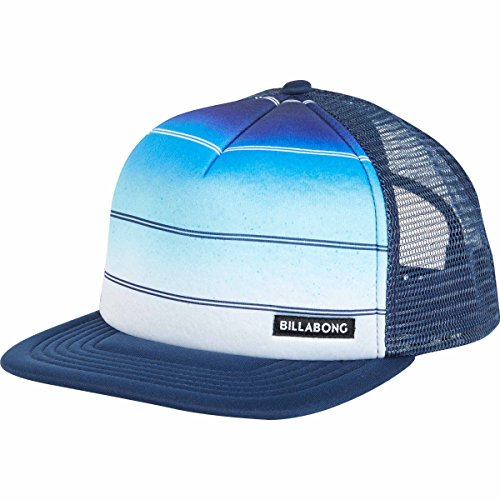 Billabong Men's 73 Trucker, Navy, (Foam Classic Mesh Truckers Cap)