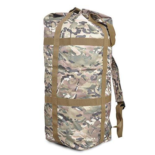 Mochila de senderismo al aire libre/ mochila de gran capacidad/Mochila de viaje/Portátil bandolera para hombres y mujeres-C D