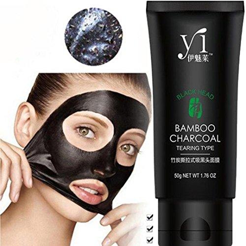 Hunputa Blackhead Purifying Peel Off Mask,Activated Charcoal