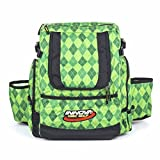 Innova HeroPack Disc Golf Backpack Bag (Green Argyle)