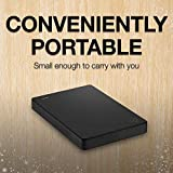 Seagate Portable 1TB External Hard Drive HDD