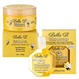 Bundle -2 Items:Bella B Little Bee Decongesting Chest Rub & Bella B Baby Massage Oil 2 oz
