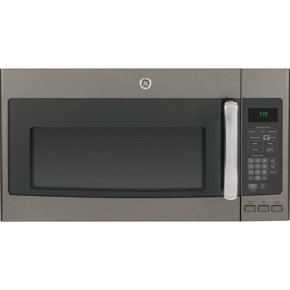 GE JVM7195EFES 1.9 Cu. Ft. Slate Over-the-Range Microwave