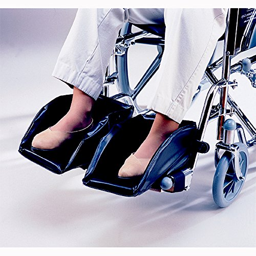(Skil-Care Swing-Away Foot Support, Left & Right # 703472 - Universal, pair)