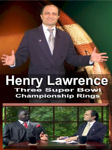 Henry Lawrence Three Super Bowl Championship Rings Super Bowl Xi  Xv   Xviii