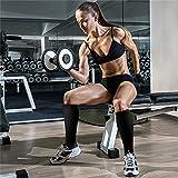 CHARMKING Compression Socks (3 Pairs) 15-20 mmHg is