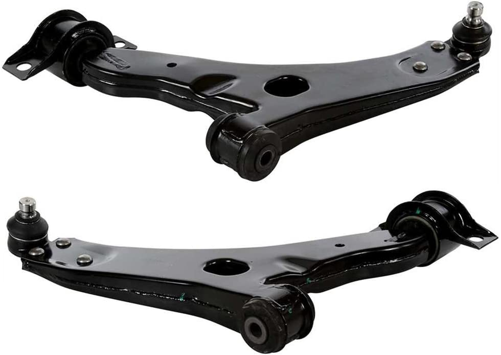 Auto Shack CAK609-610 Pair of Front Lower Control Arms with Ball Joints
