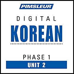 Korean Phase 1, Unit 02