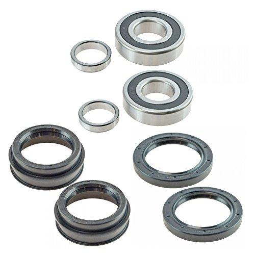 - Rear Wheel Bearing w/Seal Kit LH & RH Sides for Toyota Tacoma T100 4Runner