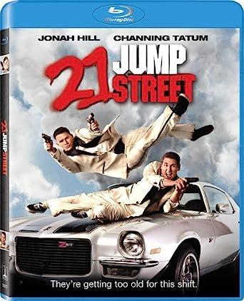 Channing Tatum Johnny Depp 21 Jump Street Screen Used Prop HFS Jonah Hill