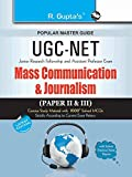 CBSE UGC NET/SET: Mass Communication and Journalism (Paper II & III) JRF and Assistant Professor Exam Guide (CBSE UGC (NET) JRF & Asstt. Professor Exam)
