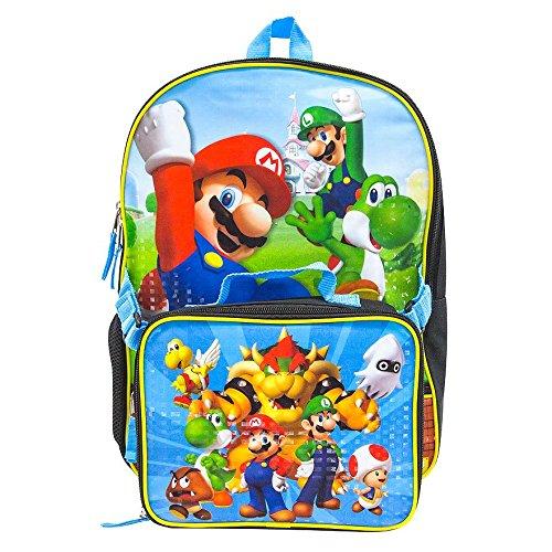 Mario Book Bag - 4