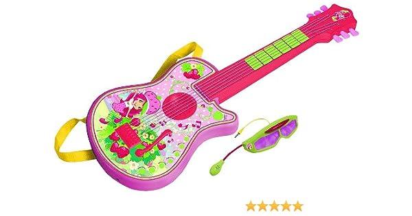 REIG 662228 - Tarta De Fresa Guitarra con Melodías: Amazon.es ...