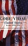 United States Essays 1952-1992 (v. 1)