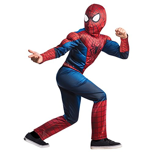 Rubie's Costume Co. Deluxe Spider-Man Costume - Small -